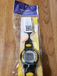 BRAND NEW BOYS SPORTS WATERPROOF WATCH  San Antonio, 78235