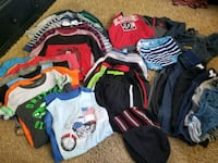 Lot of boys 2T - 4T clothes