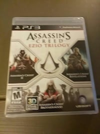 Assassin's Creed Ezio Trilogy Sony PS3 game  Middletown, 21769