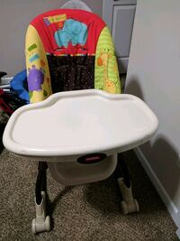 Fisher Price High Chair Naperville, 60563
