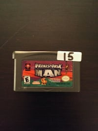 Gameboy Advance  Prehistorik Man Vaughan, L4L