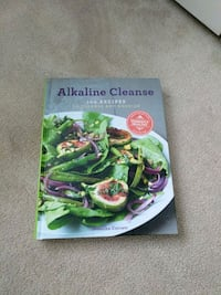 Alkaline Cleanse Cookbook Ashburn, 20147