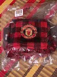 Brand new Manchester United Football Scarf