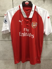 (New Puma) Arsenal FC Home Shirt (size L) Bromley, BR1 5NH
