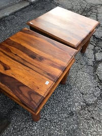 Solid wood tables Toronto, M9R 4A8