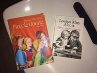 Due libri piccole donne e louisa may alcott
