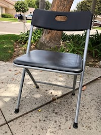3 folding chairs - $25 for all three ! Port Hueneme, 93041