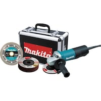 Makita 9557PB Angle Grinder with Aluminum Case - New Open Box Los Angeles, 91306