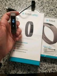 black Fitbit Charge 2 with box Fairfax, 22031