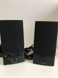 Multimedia Computer Speaker with Power Adapter