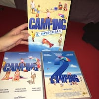 Coffret DVD Camping Montpellier, 34090