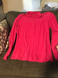 Columbia women's fleece shirt, size XL 2296 mi