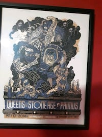 Queens of The Stoneage & Primus Poster Olathe, 66062