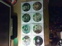 assorted Xbox 360 game discs Alexandria, 22311