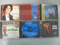Christmas music collection  Calgary