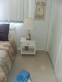 end table and lamp  Las Vegas, 89102