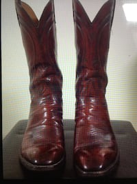 Lucchese cowboy boots  Ridgefield Park, 07660