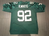 green and white NFL # 81 jersey Toronto, M6B 1C9