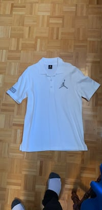 Jordan Mens Large Golf Shirt Brand New Vaughan