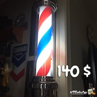 Barber Pole ~ 140$ St Catharines, L2S 2A4