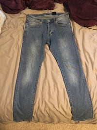 H&M Blue Denim Skinny Jeans Dumfries, 22026