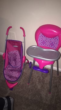 Stroller High Chair Toy Gaithersburg, 20878