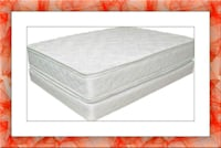 King double pillowtop mattress split box free deli McLean