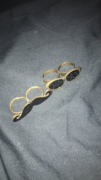 *FREE WITH ANY $10 PURCHASE Knuckle rings Pickering, L1V 5K4