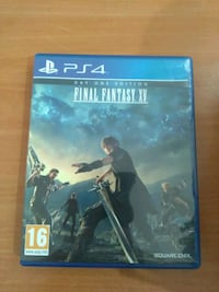 Final Fantasy 15 day one edition PS4