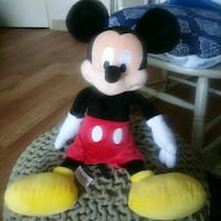 Mickey mouse doll  London, N6H 4P3