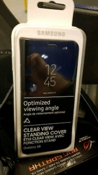 Samsung's best&nicest ClearView standing coverCASE Surrey, V3V 4H1