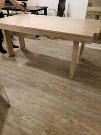 Solid wood table 71 x 36 x 30  Boston, 02134
