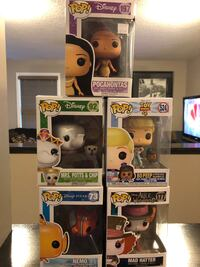 Funko Pop! Clearout! Prices in Description Edmonton, T6X 2B5