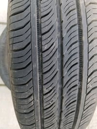 4 Summer Tires -- Continental 175$ Montreal, H4T 1V6