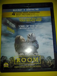 Room Blu-ray DVD
