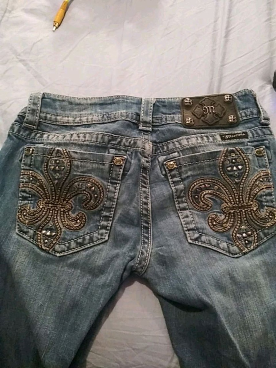 Photo Miss me Jeans size 8