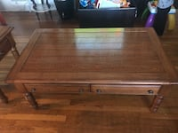 3 Matching Tables (1 Coffee & 2 End Tables) JCPenny Home Collection  Pick up in Modesto in Tully Road by Davis HS! Sorry No Holds... 1st to come gets them! Solid Real Wood! Washington, 20024