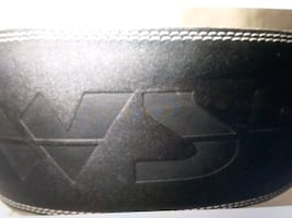 Wsf weight lifting belt