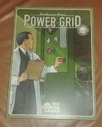 Power Grid (2004) Board Game Very Good Condition Toronto