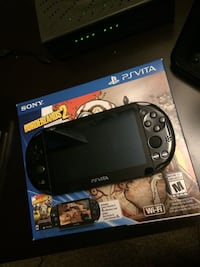 Psvita 8gb and Jak and Daxter collection Barrie, L4N 6R8