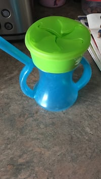 Sippy cup with snack holder Brampton, L6V 1S8