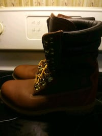 Timberland mens size 12 boots Chichester, 03258