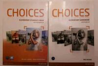 Choices Elementary workbook Book&students book