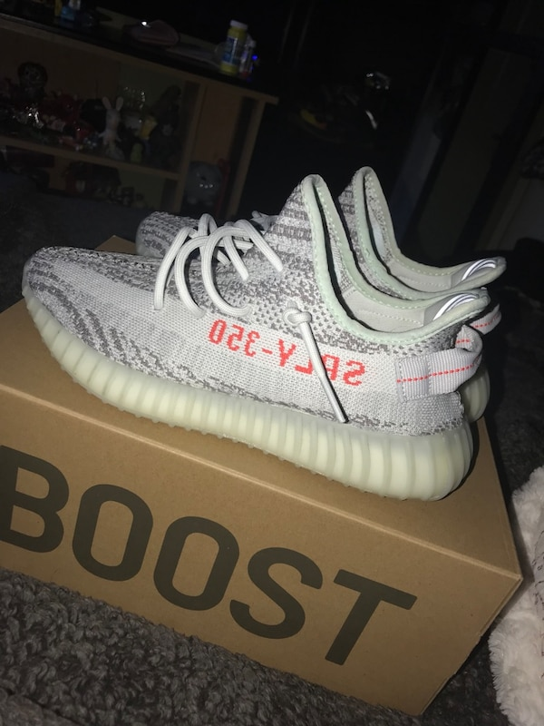 aec8e3879588e Used Blue Tint YEEZY for sale in New York - letgo