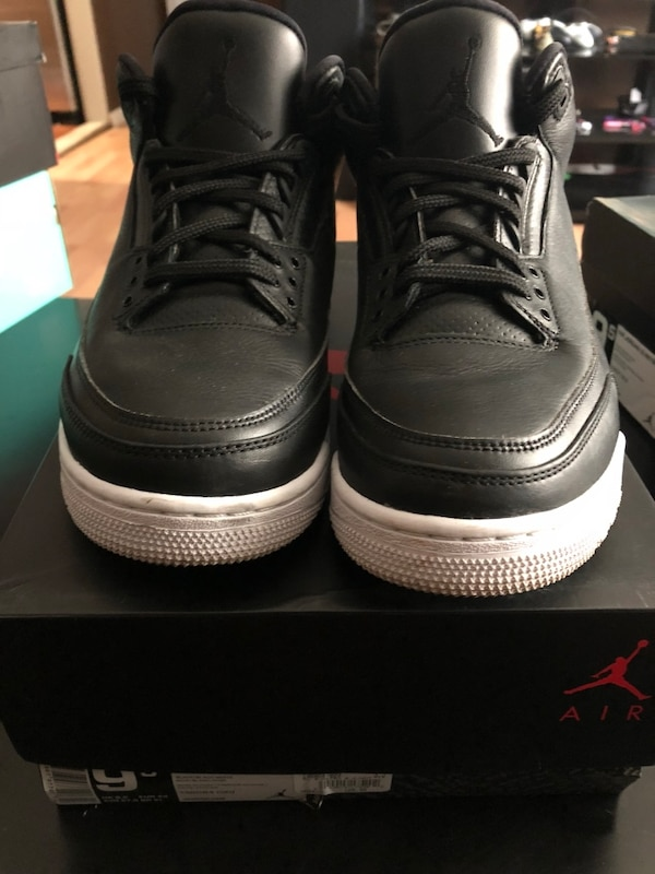 71fc70dafc3ad4 Used Jordan Cyber Monday 3s Size 9.5 for sale in New York - letgo