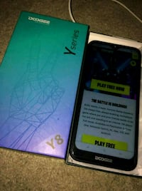 Brand new Android Y8