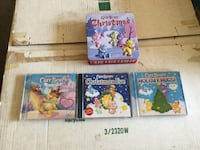Care Bears Christmas CDs Toronto, M1T 3S1