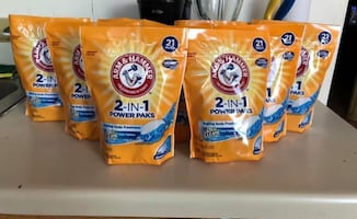 Arm and Hammer Pods