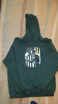 black and yellow pullover hoodie Spartanburg, 29303