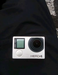 white and black GoPro Hero Vancouver, V6A